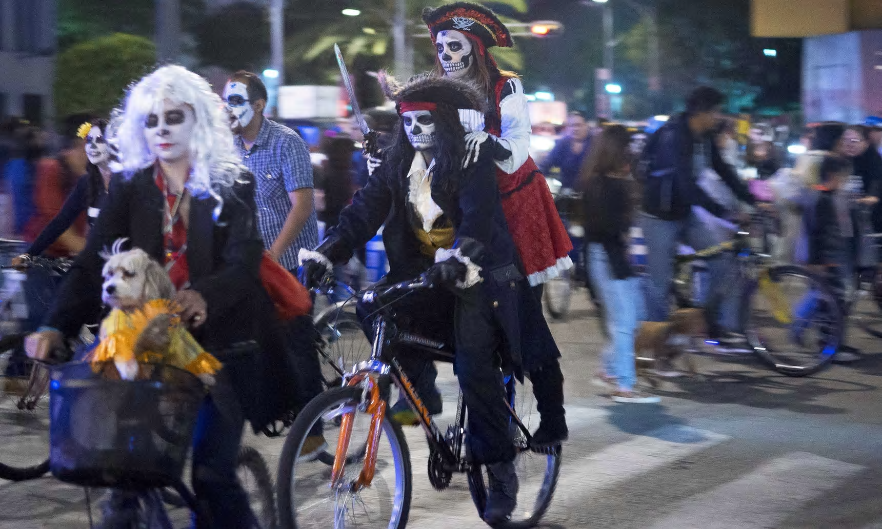 Day of the Dead Ride 2015