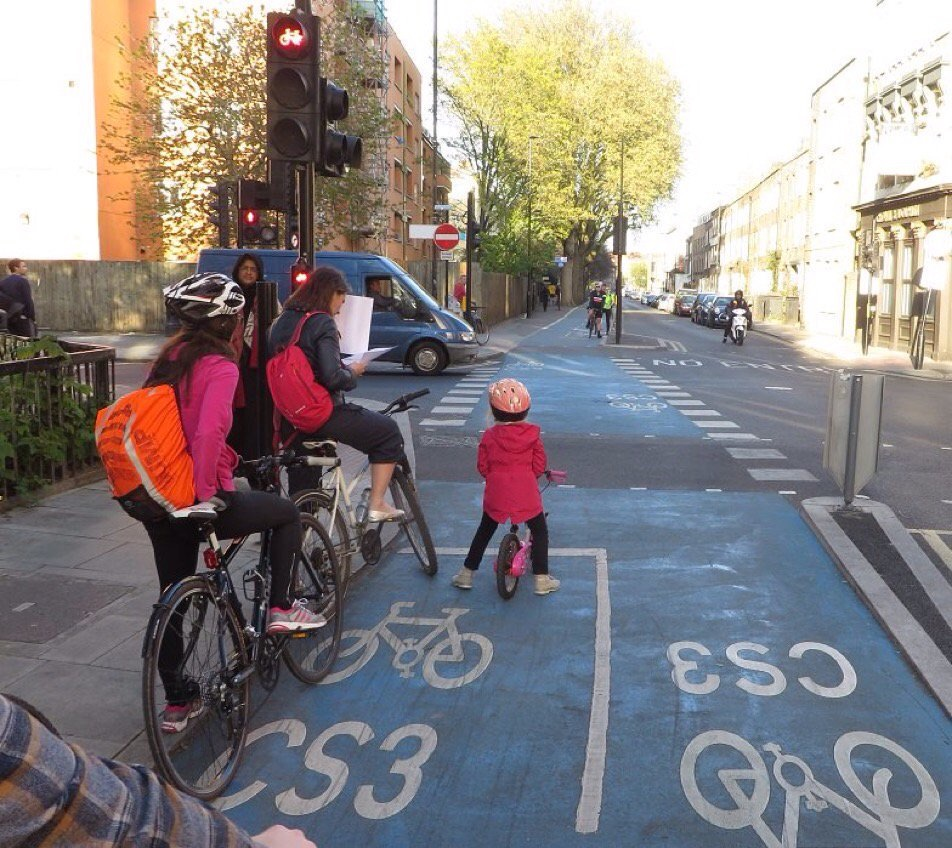 Would you put your kid on a Sydney road ?