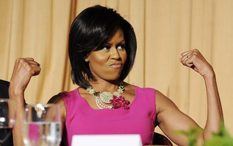 Oops, wrong bare arms, but you carry on Michelle !