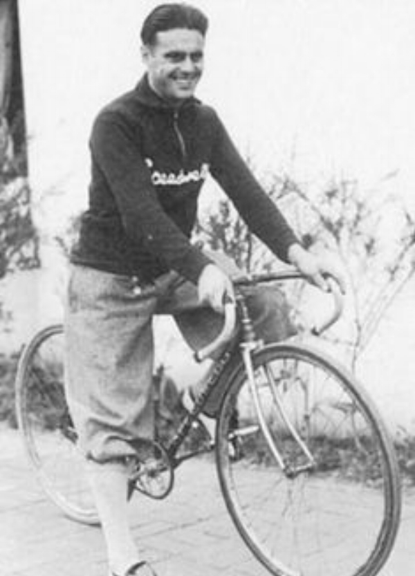 Olympic medal cyclist and Nazi Hunter Dunc Gray
