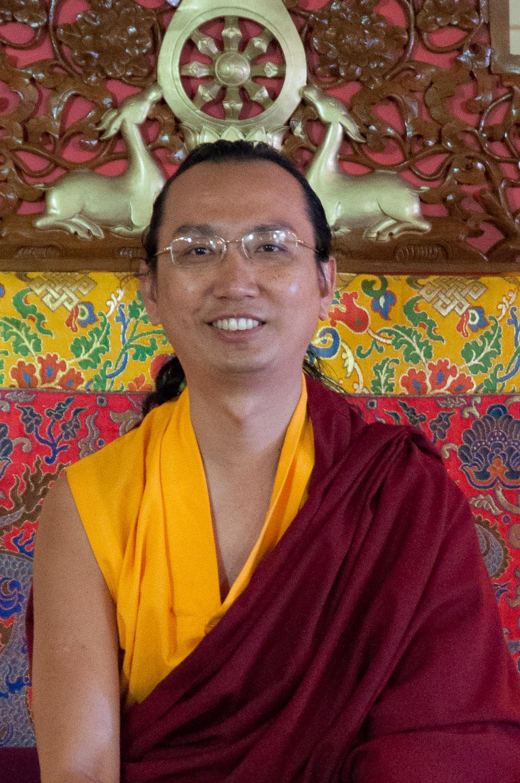His Holiness Ratna Vajra Rinpoche, 42nd Sakya Trizin