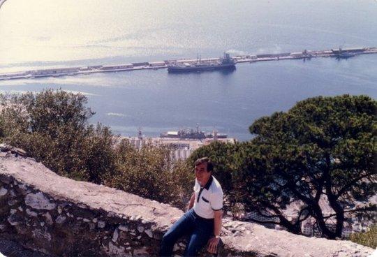 Gibraltar - 'Brum' Cox
