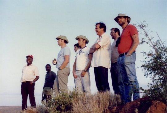 Lookout Point - Kenya