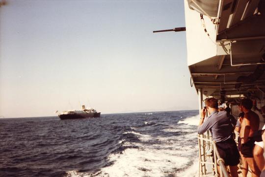 HMY Aden Jan '86