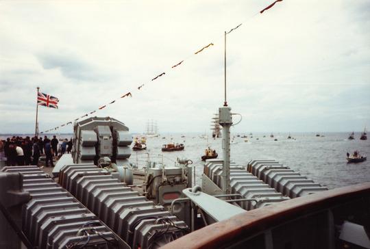 Tall Ships - Newcastle '86