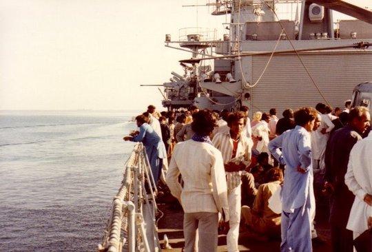 Aden - Refugees