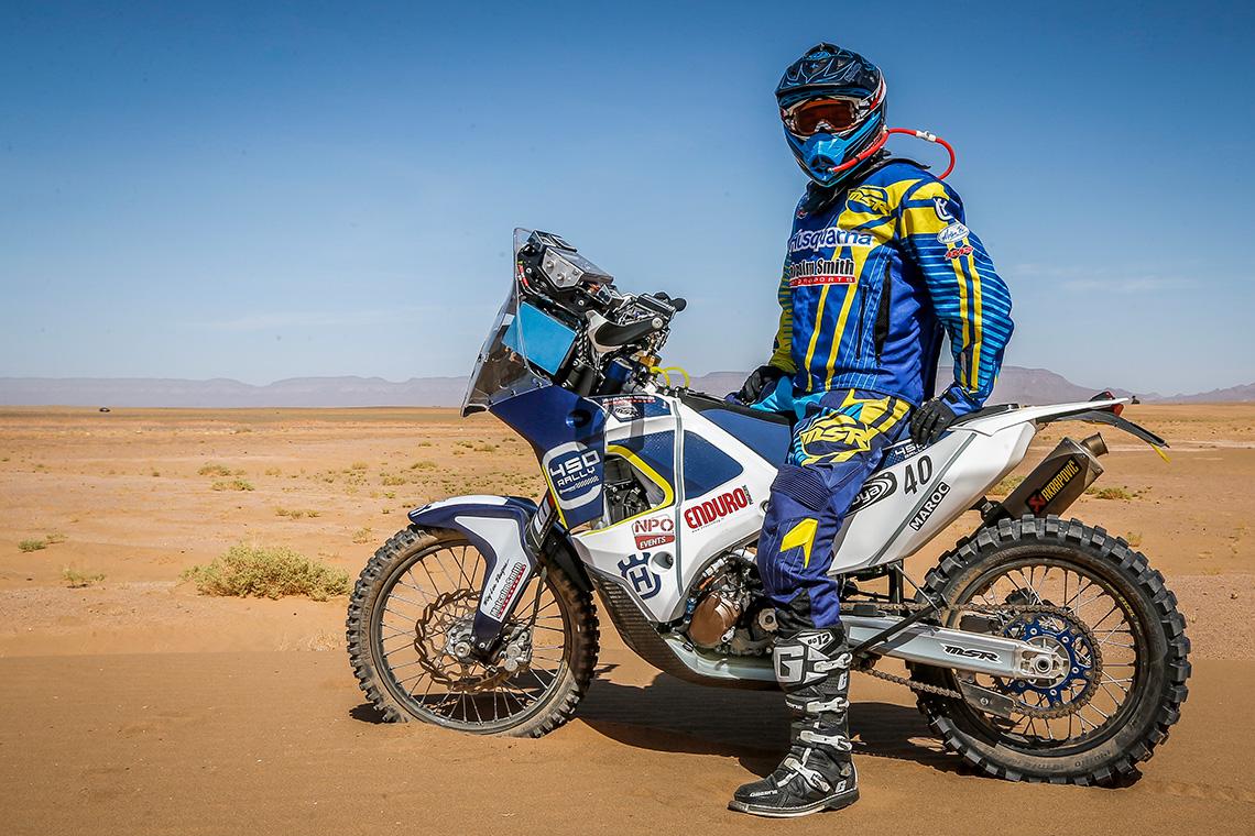 Alexander Smith HT Rally Team