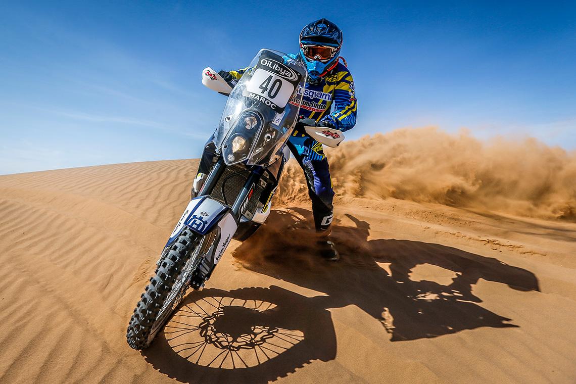 Alexander Smith Dune Shot