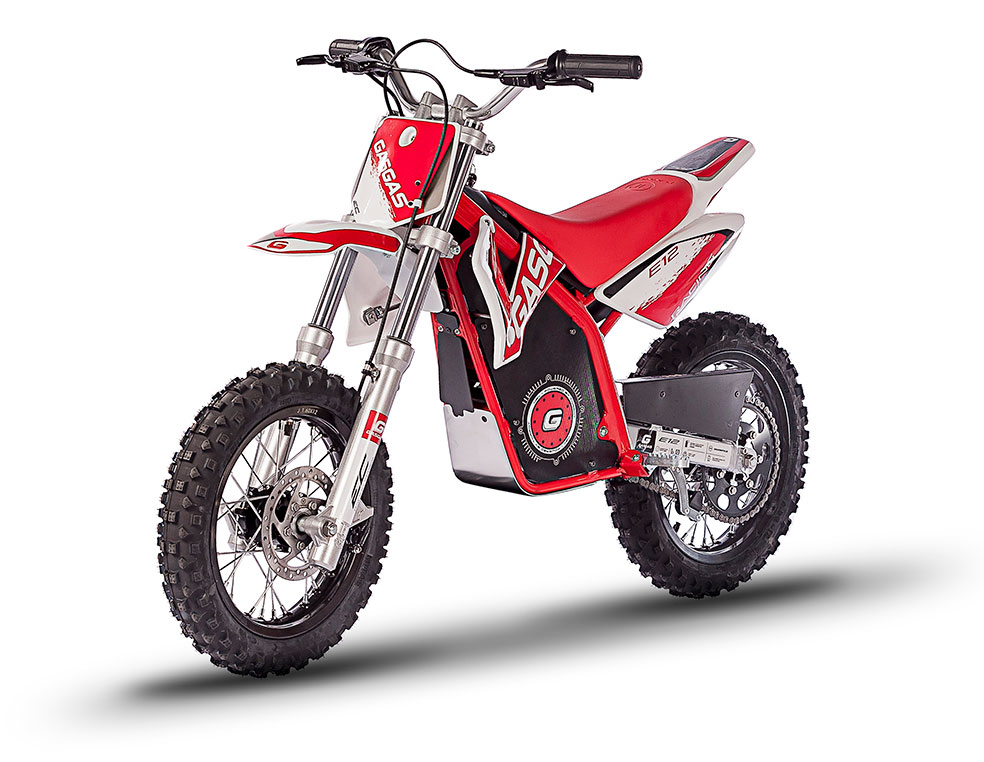 Gas Gas is looking to bring young riders to the market with its user-friendly e-bikes. Photo: Gas Gas Motos.