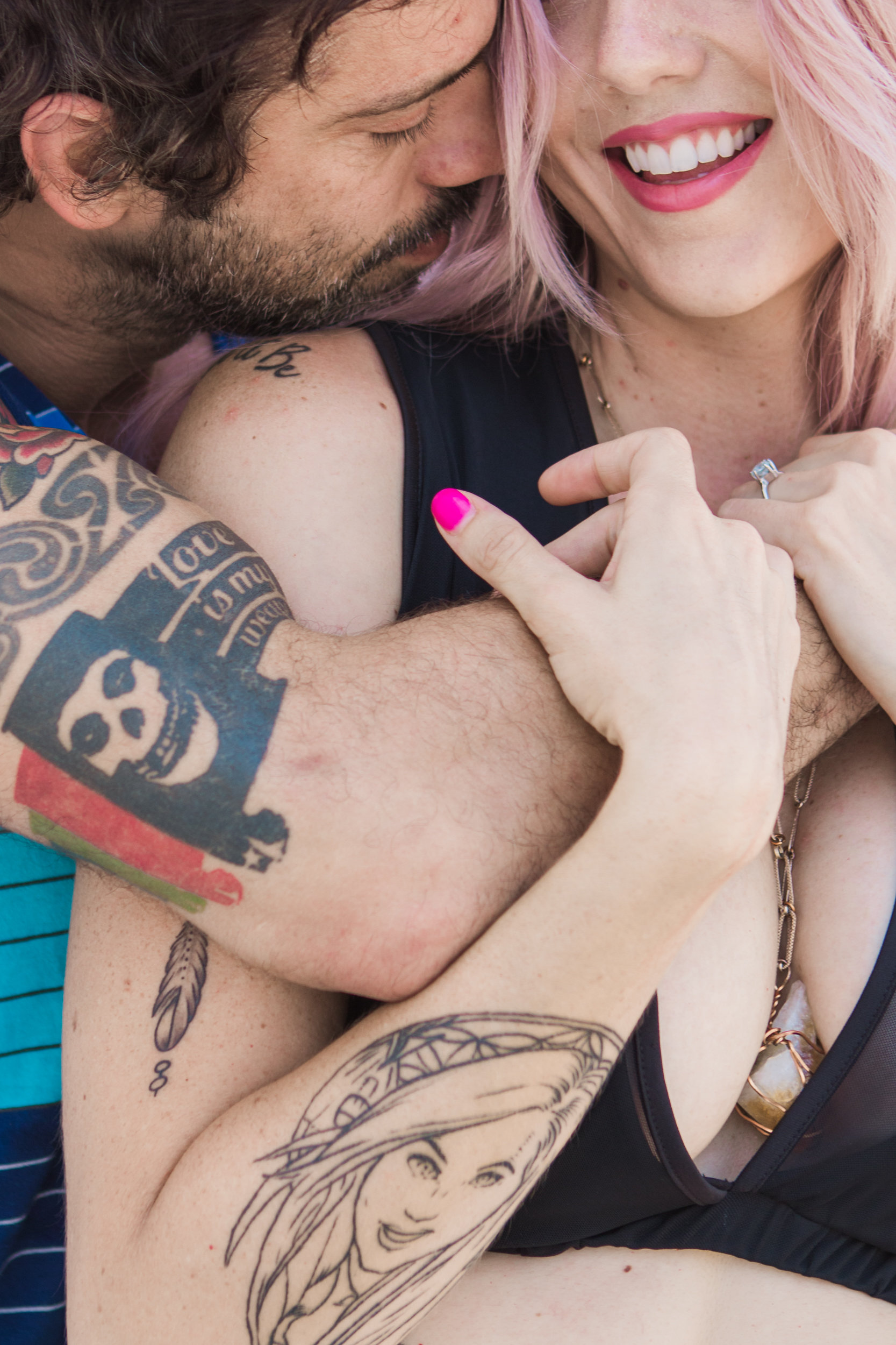Kate-Alison-Photography-Austin-Tattoo-Engagement-Session