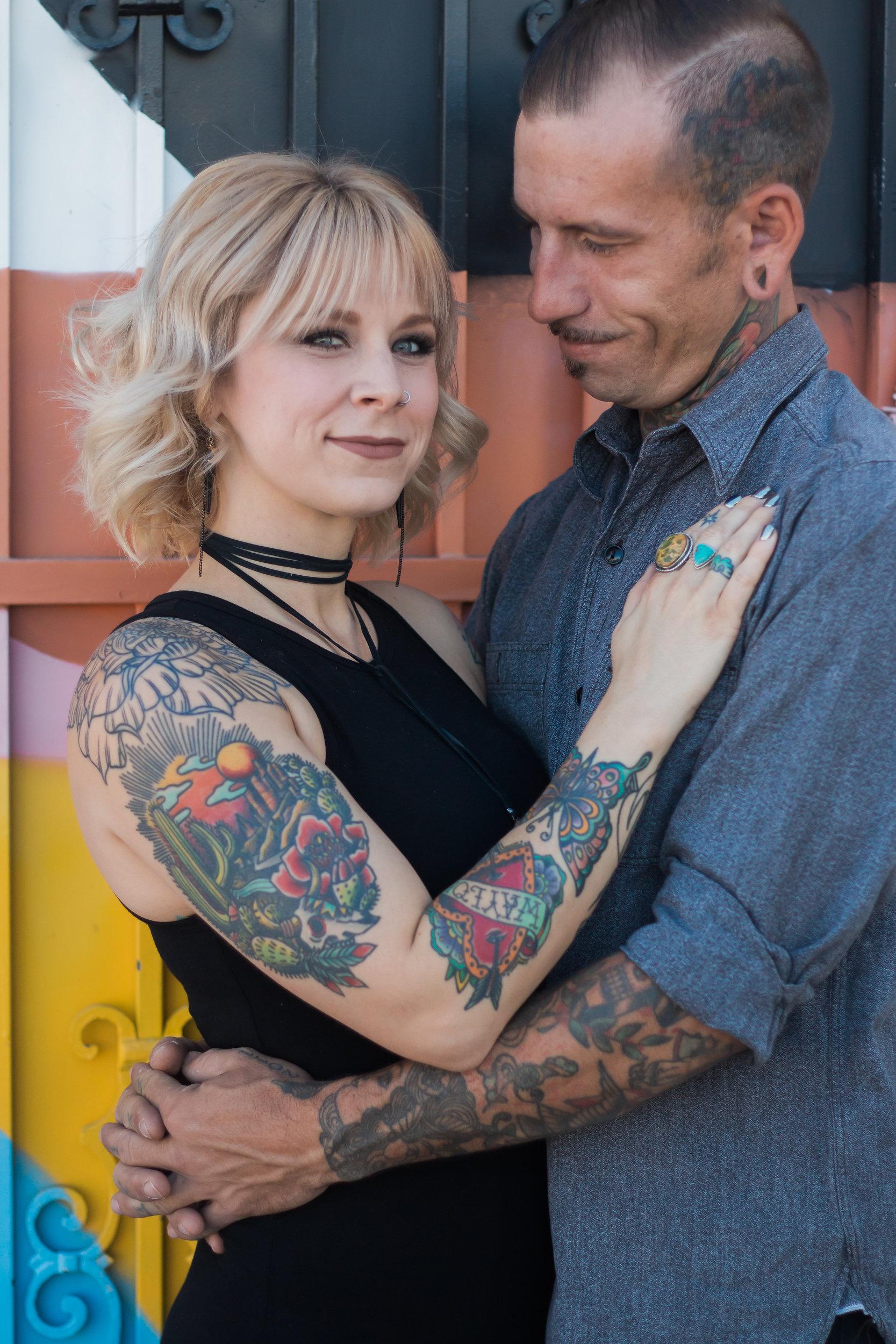 Kate-Alison-Photography-Las-Vegas-Tattooed-Engagement-Session