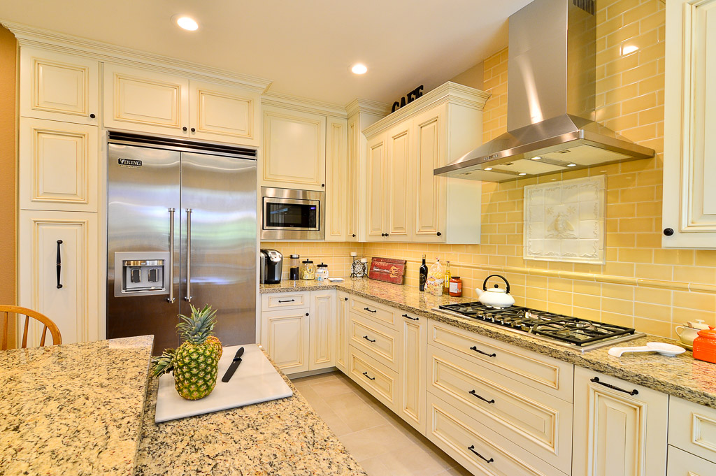 Scripps Ranch French Country Kitchen