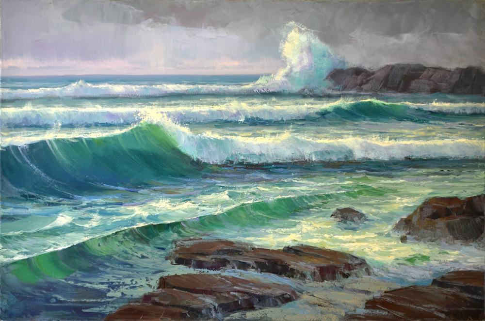 Stormy Asilomar