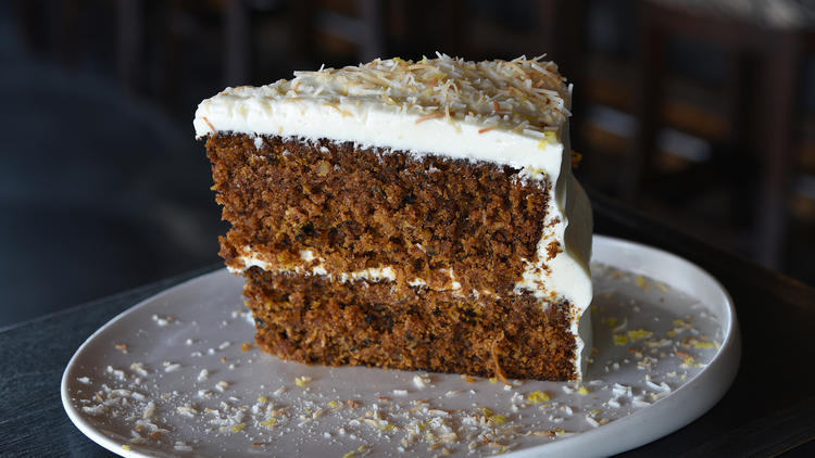 Our Famous Carrot Cake