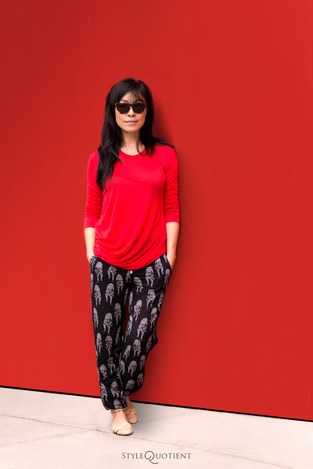 Style_Quotient_Partly_Sunny_JNBY_Red_Top2