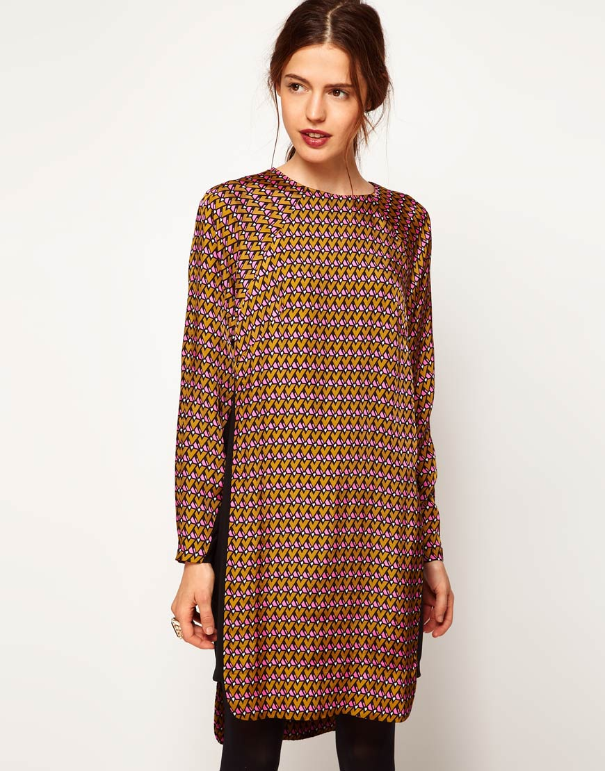 Shut_Up_I_Love_This_Geomeric_Print_Asos_Dress