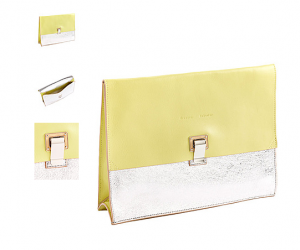 Partly Sunny Proenza Clutch