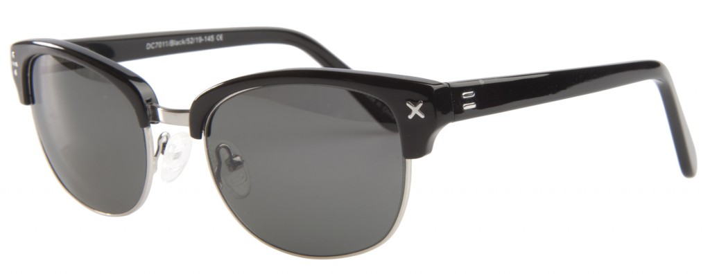 Partly Sunny Derek Cardigan Sunglasses 7011 Clearly Contacts