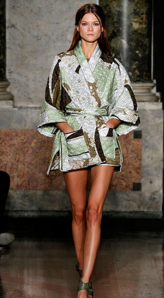 Partly Sunny Pucci Oriental Print SS2013 Trend