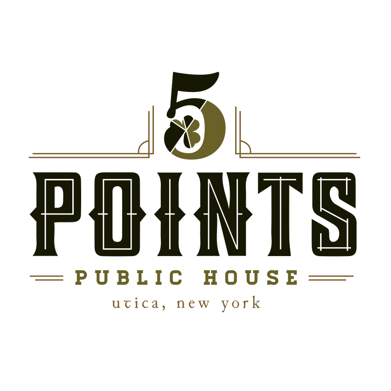 5 Points Public House Logo