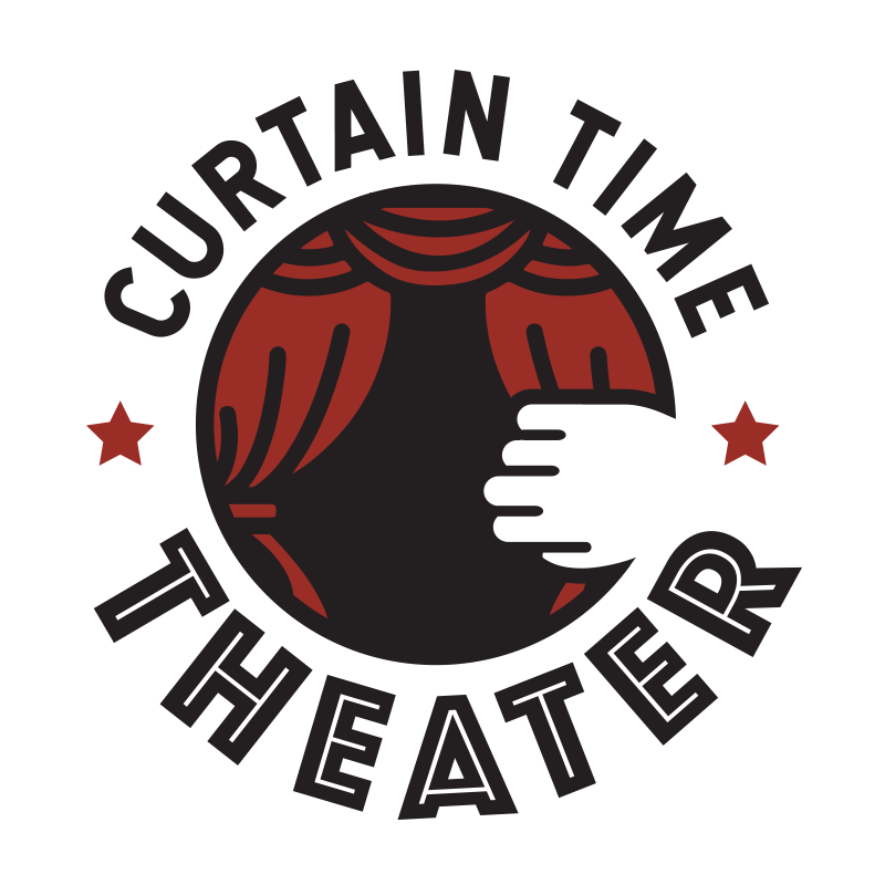 Curtain Time Theater Logo