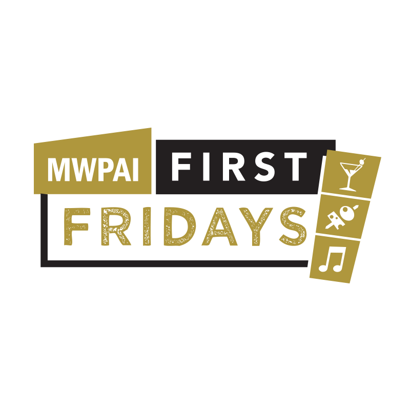 Munson Williams First Fridays Logo