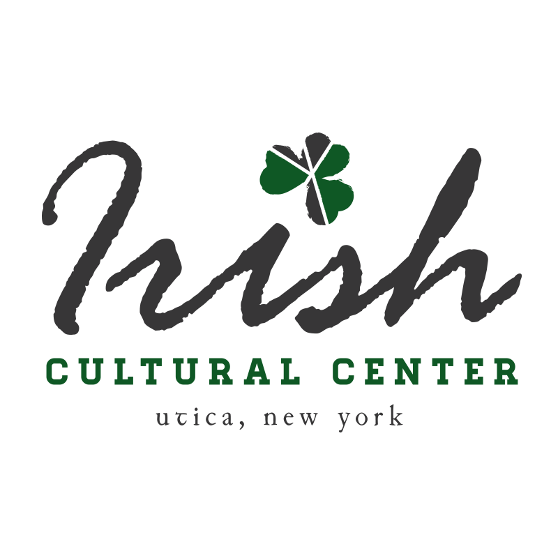 Utica Irish Cultural Center Logo