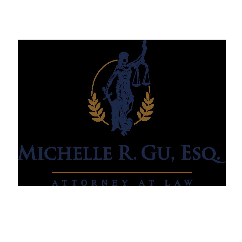 Michelle R. Gu, Esq. Logo