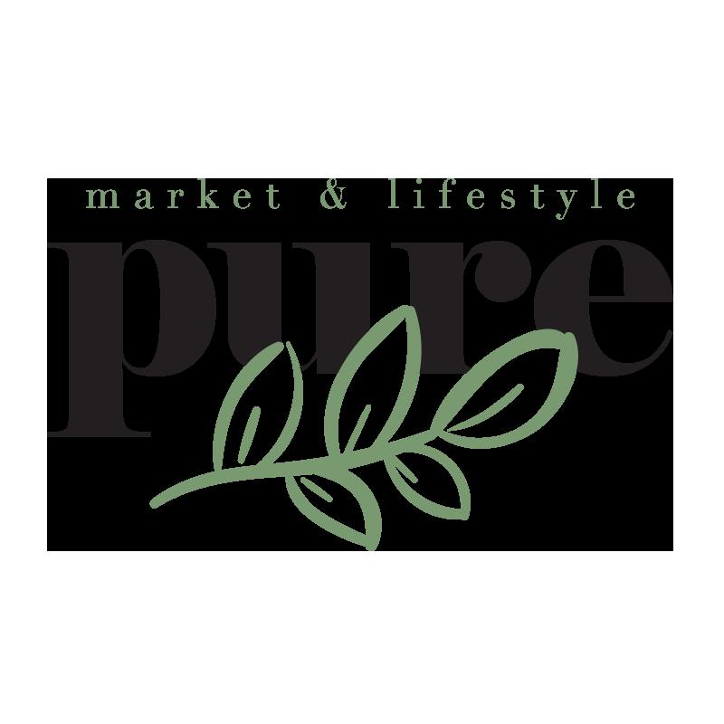 Pure Market & Lifestyle Logo