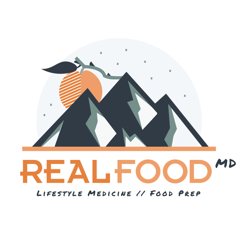 Real Food MD Logo