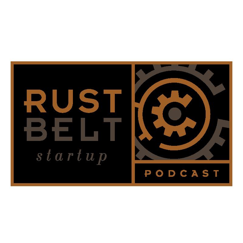 Rust Belt Startup Podcast Logo