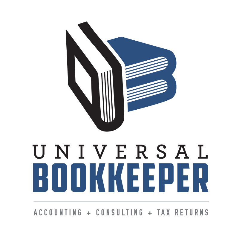 Universal Bookkeeper Logo