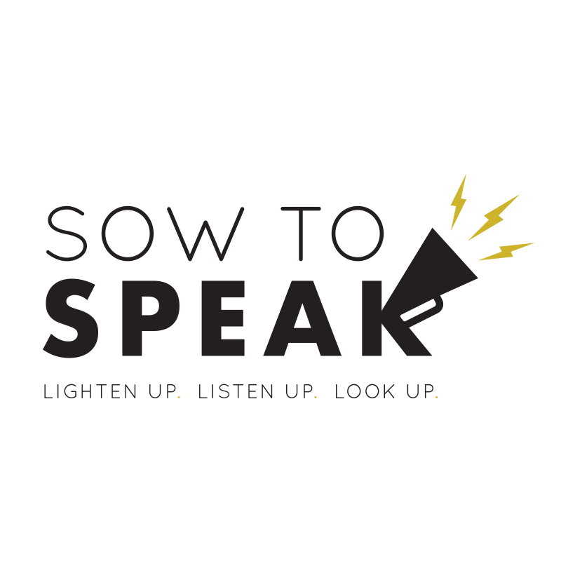 Sow to Speak Logo
