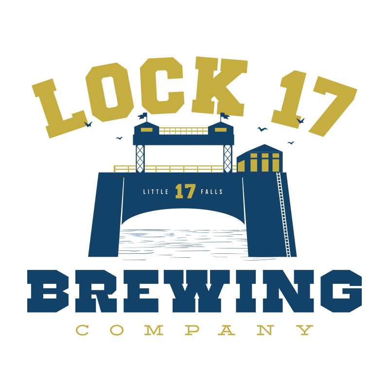 Lock 17 Brewing Logo