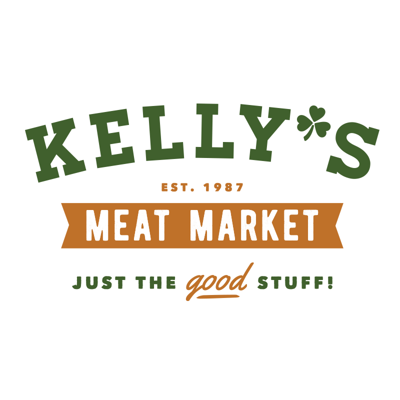 Kelly's Meat Market Logo