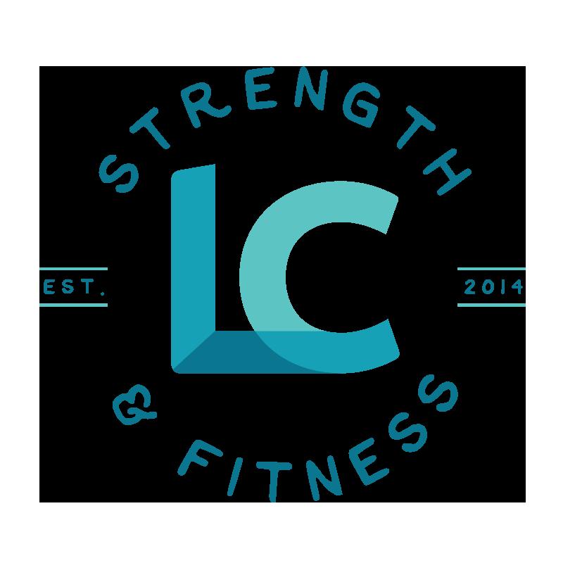 LC Strength & Fitness Logo