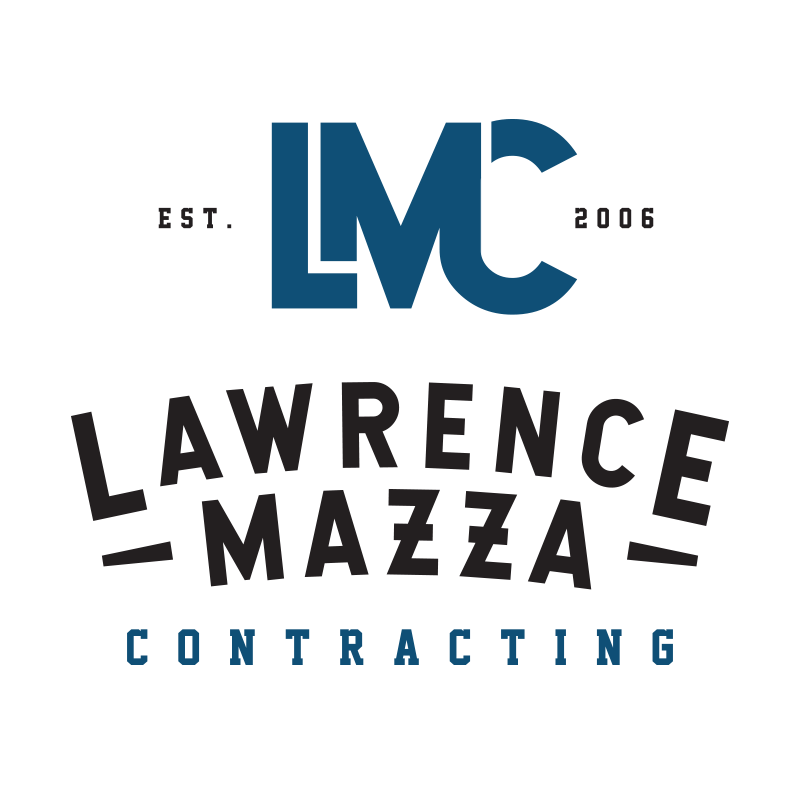 Lawrence Mazza Construction Logo