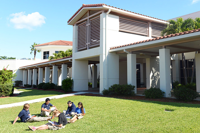 Saint Edward's School,  Vero Beach, FL