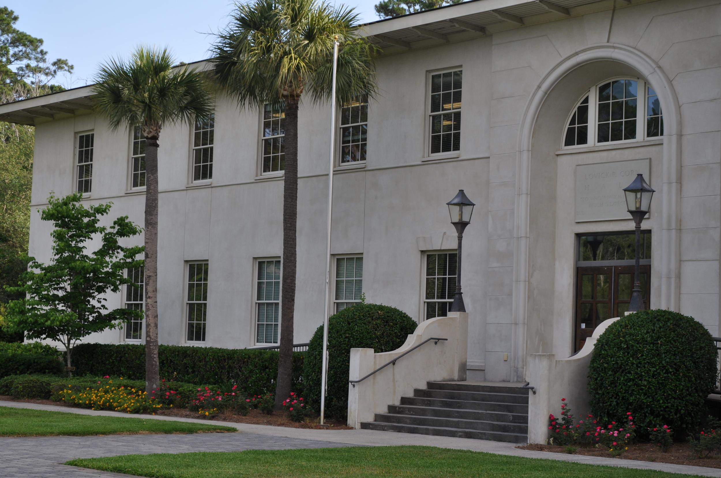 Frederica Academy , St. Simon's Island, GA