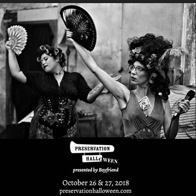 Had the pleasure producing the remixes for @rapcabaret Preservation Halloween shows this weekend in New Orleans. It's a killer show...Go check it if you're around 2nite! I'm there in spirit! 🧞♀️🧛🏻♀️🧟♀️