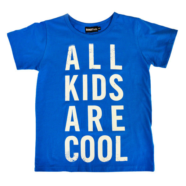 BANDIT KIDS - ALL KIDS ARE COOL TEE