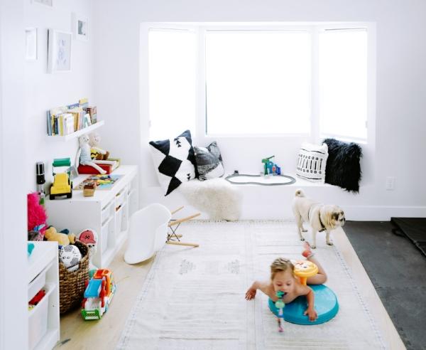 how to create a sensory playroom
