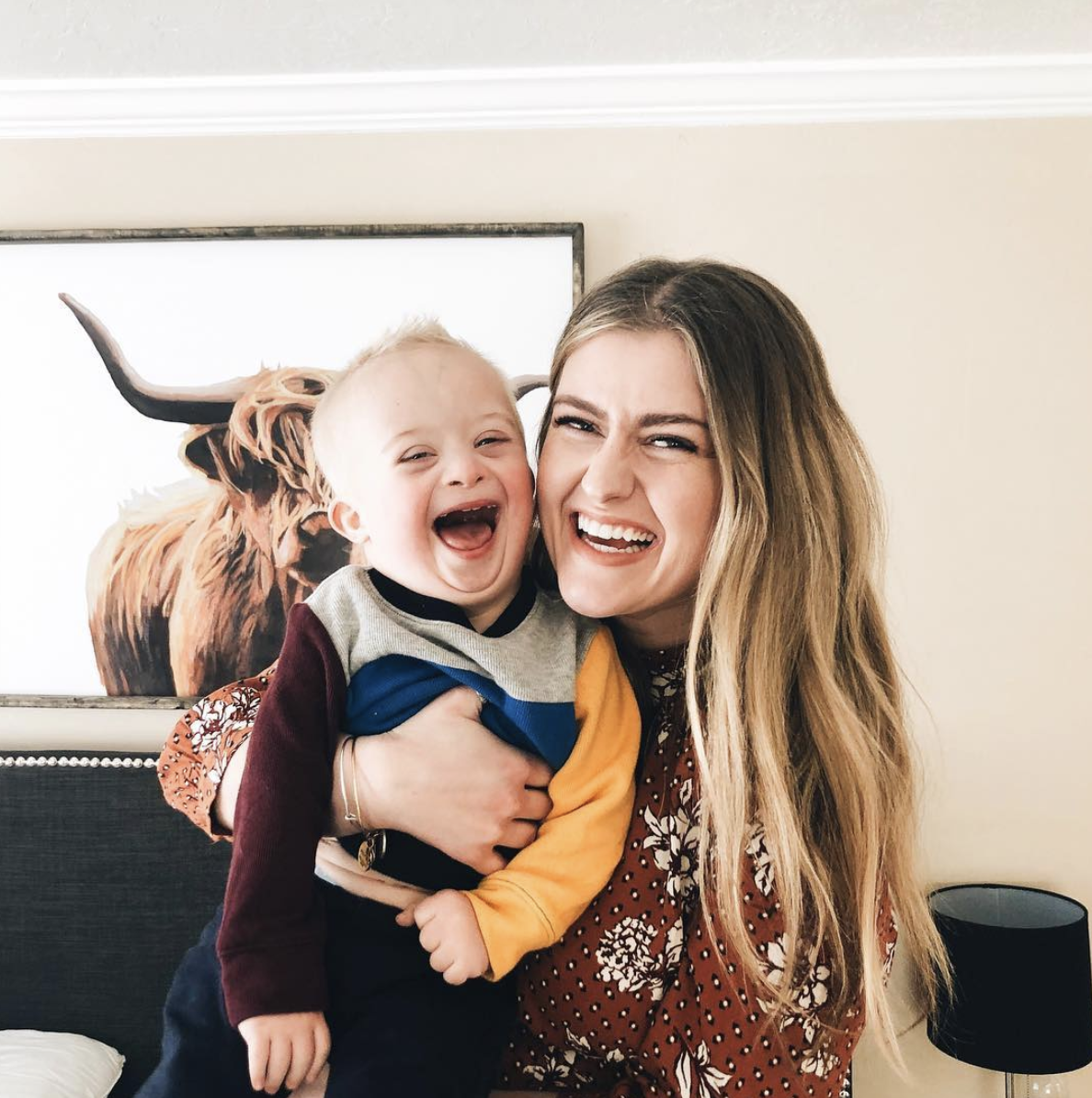what its like raising a child with down syndrome