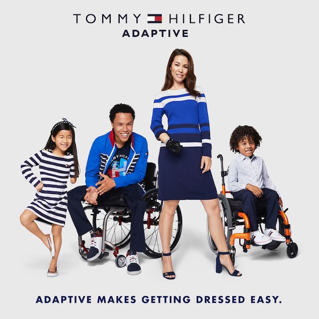 Tommy Hilfiger Adaptive Advertisement