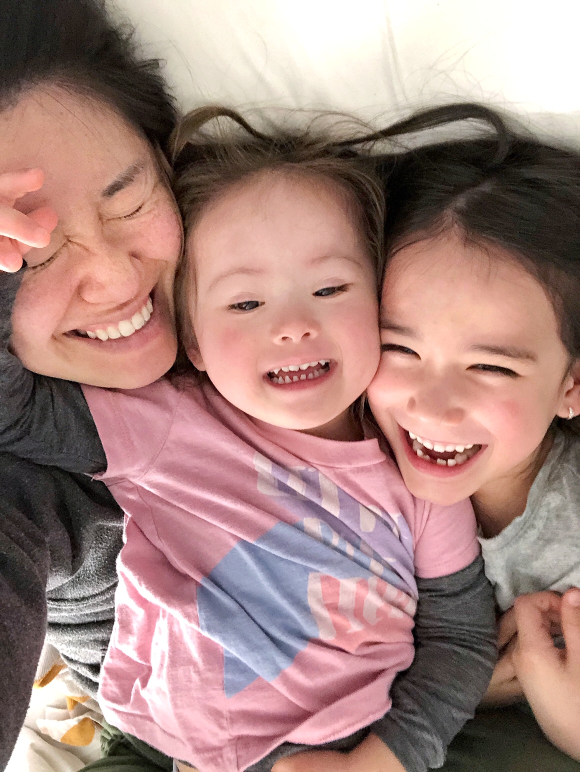mother to a daughter with down syndrome