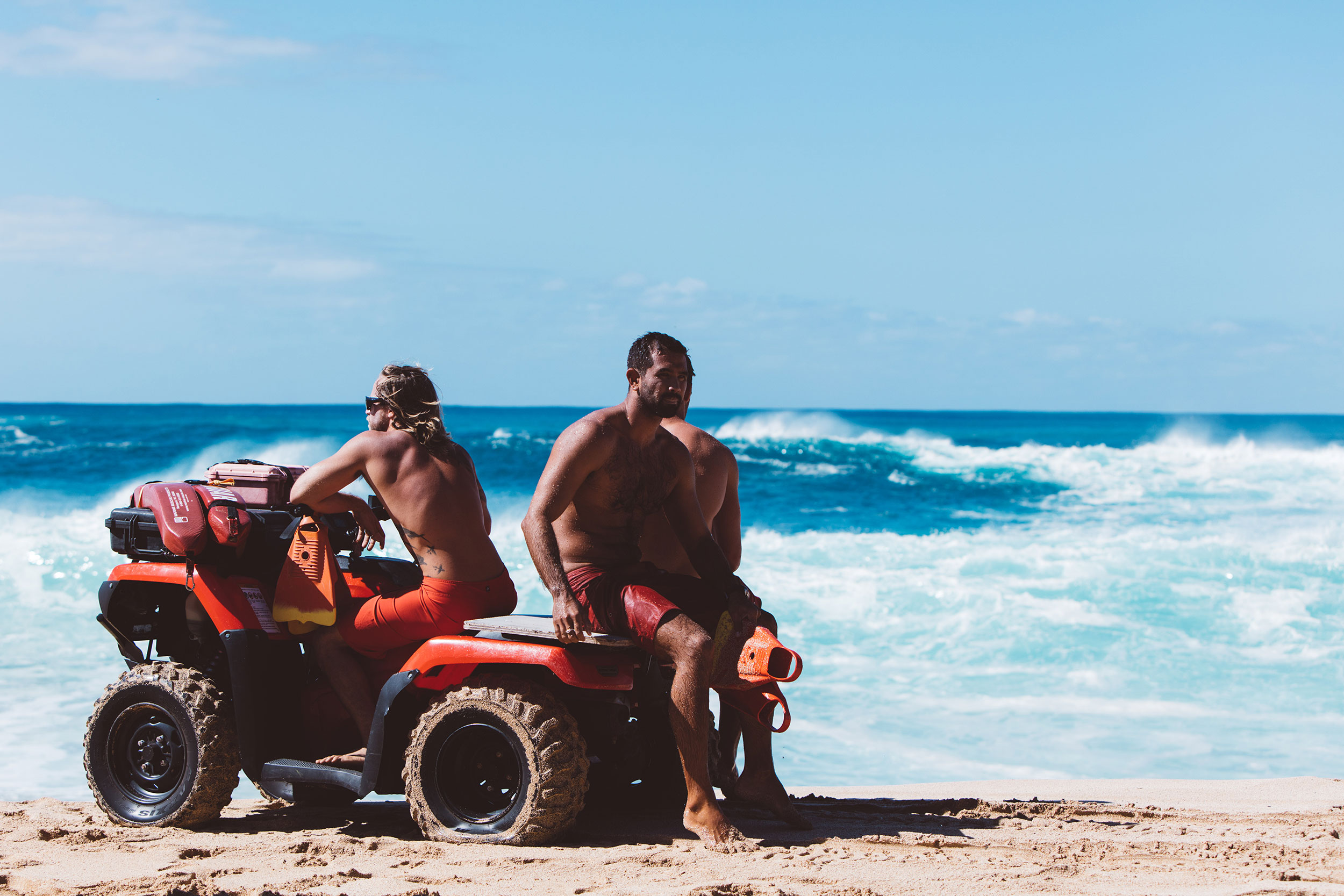 north shore lifeguards