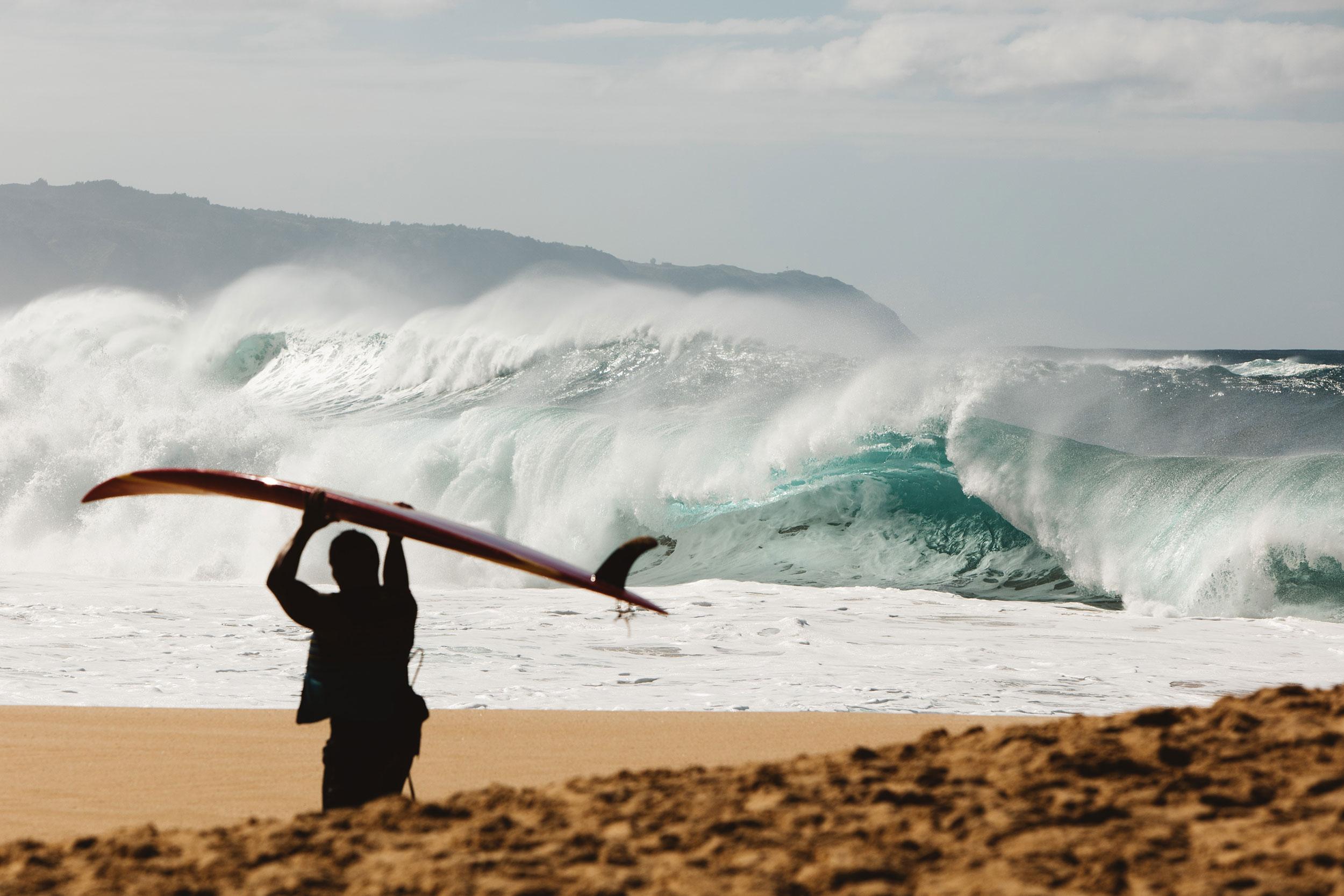 Waimea surfer 2016