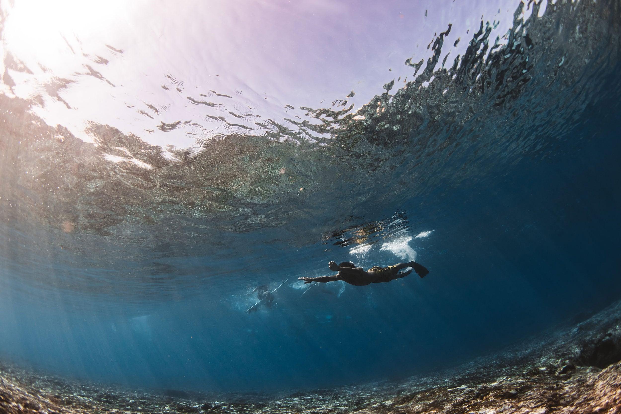 body surfer pipeline