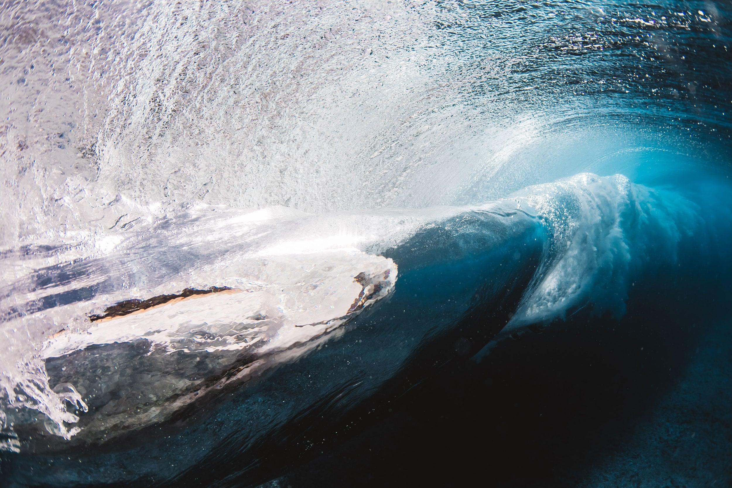 ocean art surfer pipeline