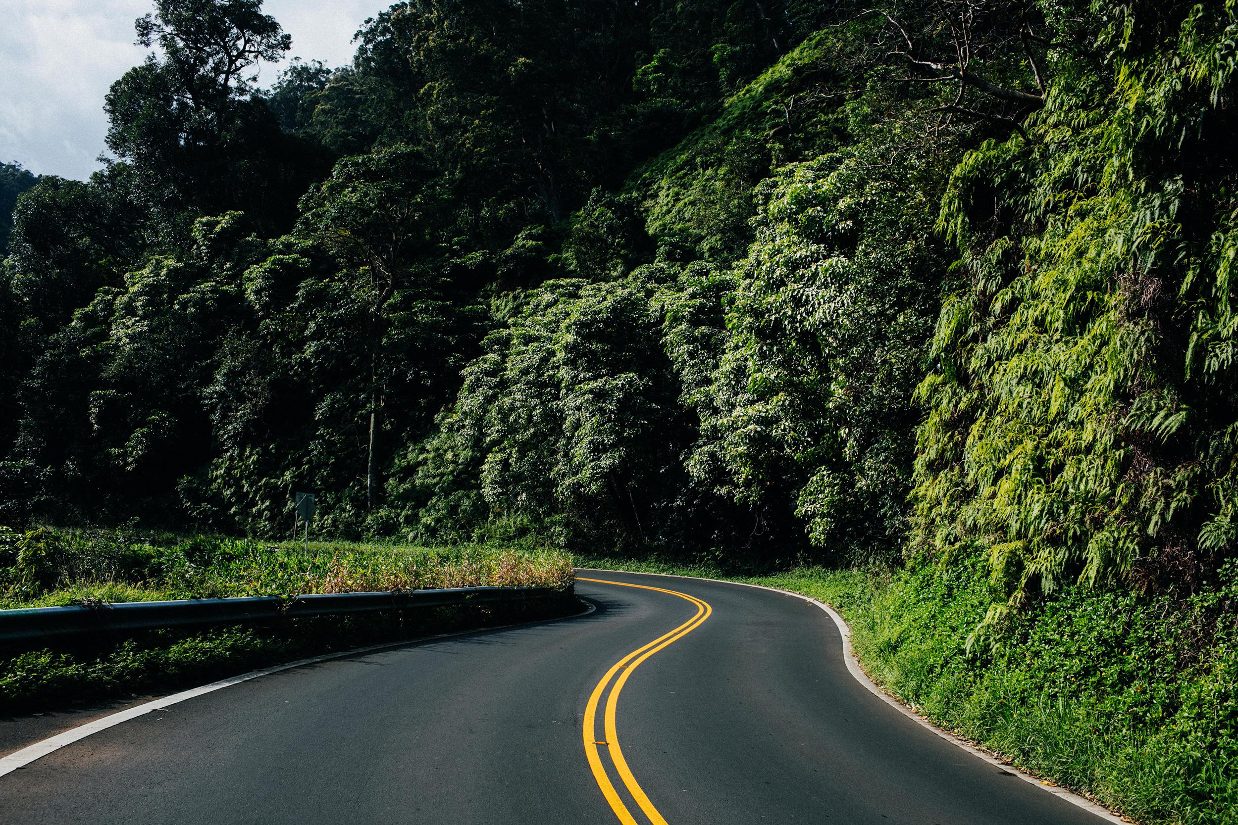 road trip maui